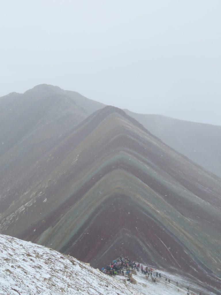 Rainbow Mountain | Blizzard