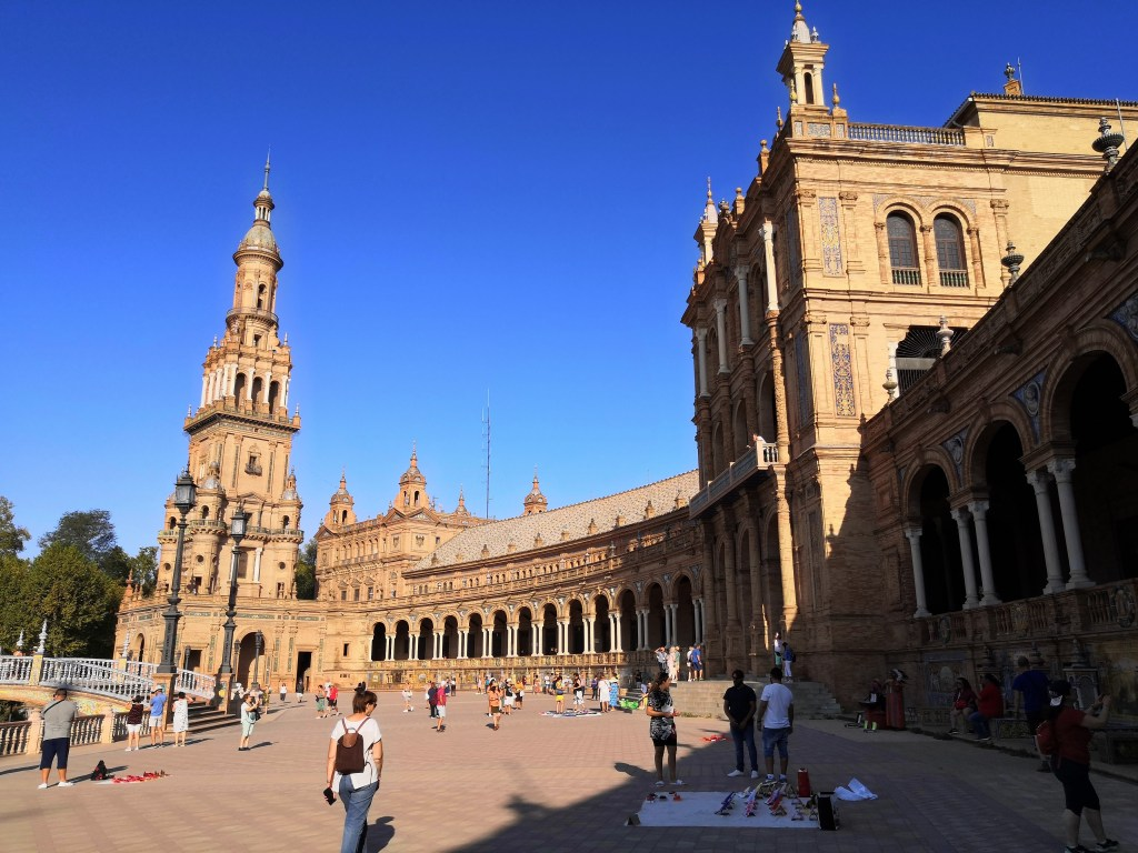 Seville Travel Guide | Plaza de Espana