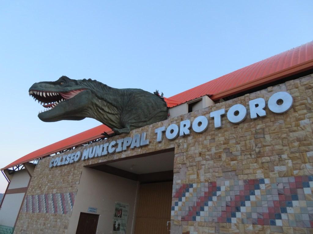 Toro Toro National Park | Coliseo Municipal Toro Toro