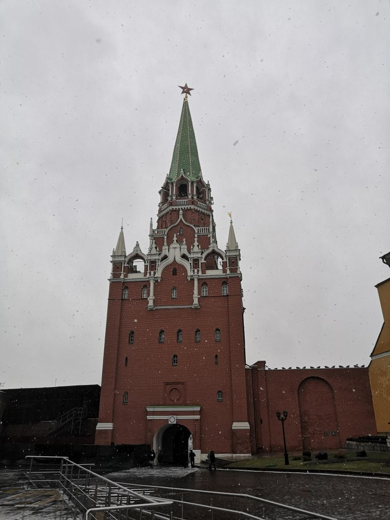 A guide to visiting the Kremlin