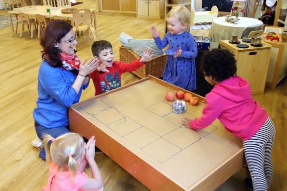 Early Years Learning STEM