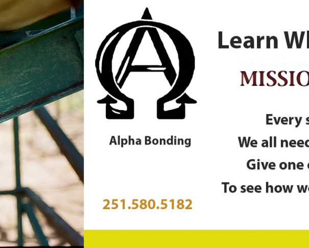 Alpha Bonding Mission Statement
