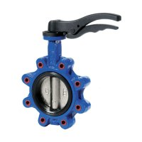 Butterfly Valve | Ductile Iron Body | NBR Seal (GAS)