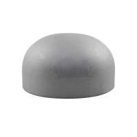 3 SCH10S Cap Butt Weld 304L Seamless