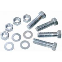 M20 X 80mm Zinc Plated Bolt Kit | FTM
