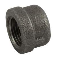 3/8″ Round Caps Black | FTM