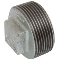 3/8 BSPT |  Hollow Plug | Galv | K-Line