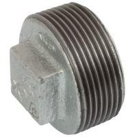 1/2 BSPT |  Hollow Plug | Galv | K-Line