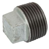 1/4 BSPT |  Solid Plug | Galv | K-Line
