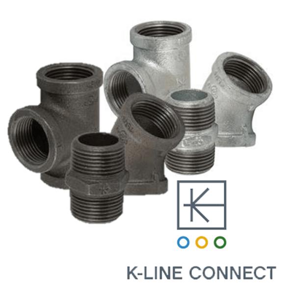 K-Line Malleable Fittings