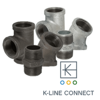 K-Line Malleable Iron Fittings