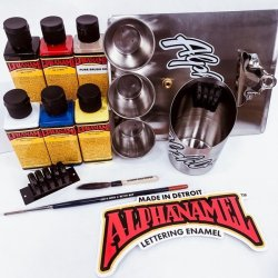Alpha 6 Deluxe Pinstriper's Pack