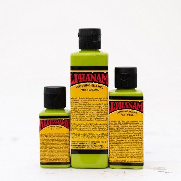 Alphanamel - DoRr's Green