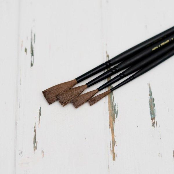 Alpha6 Streaker brush set