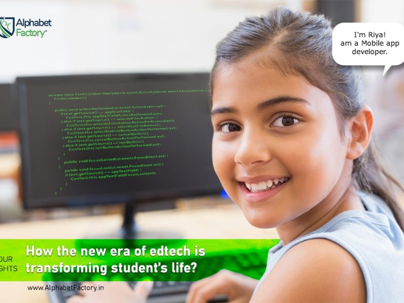 How the new era of edtech is transforming student's life?