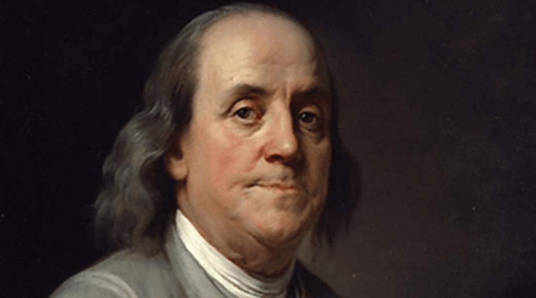 Les Treize «Vertus» de Benjamin Franklin