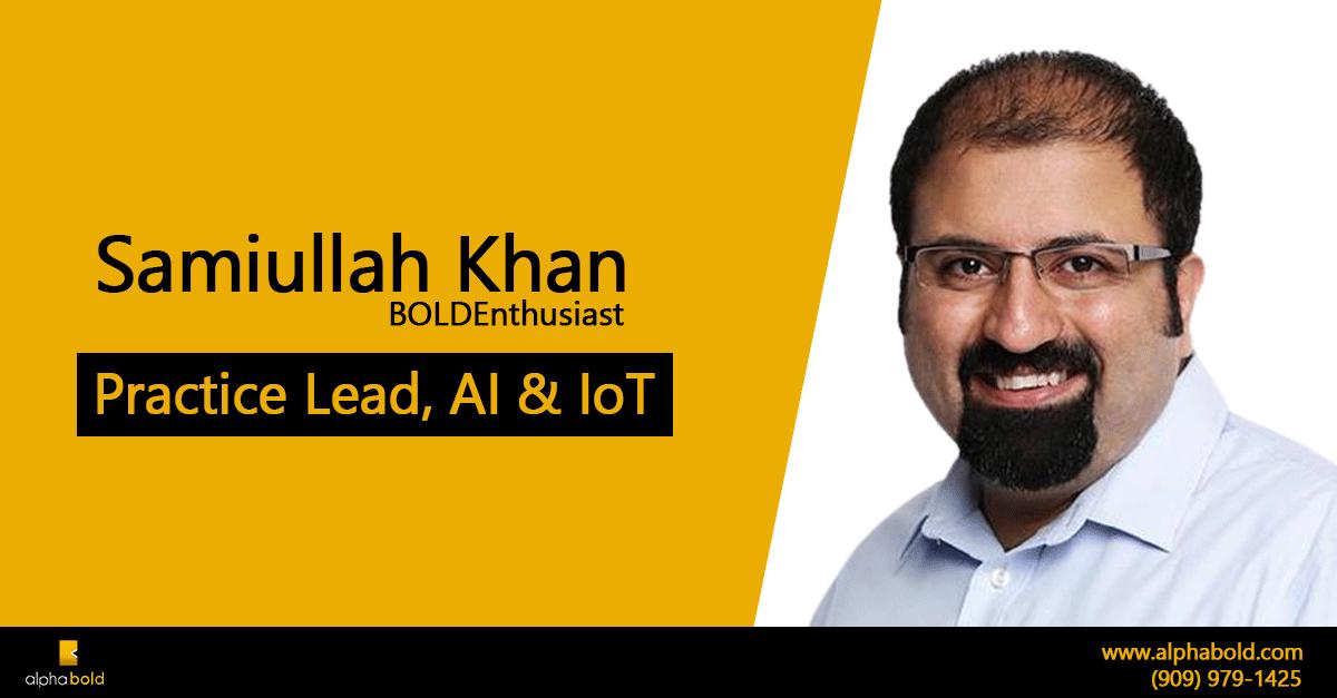 Practice Lead, AI & IoT