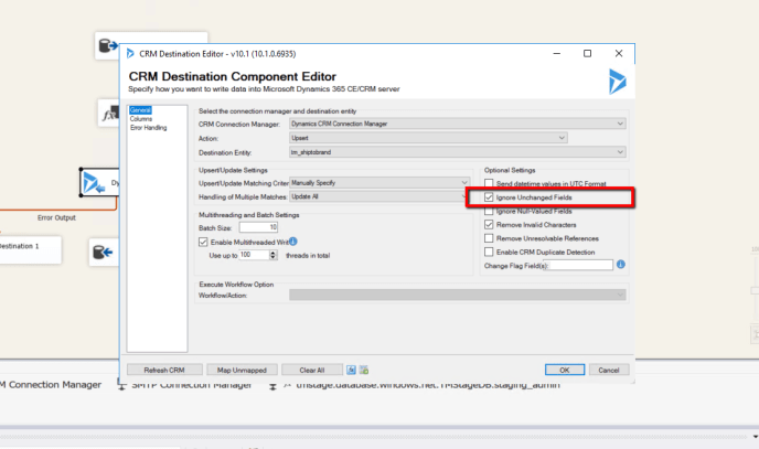 3 Little Known (But Useful!) Features for Dynamics CRM SSIS