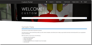 Login to Microsoft Dynamics Portal