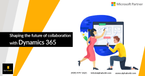 future of collaboration with dynamics365