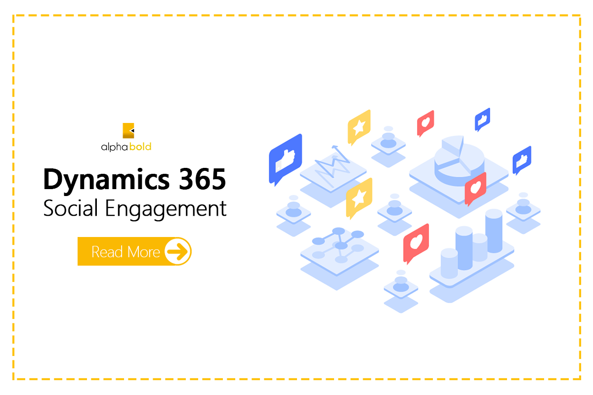 dynamics 365 social media engagement