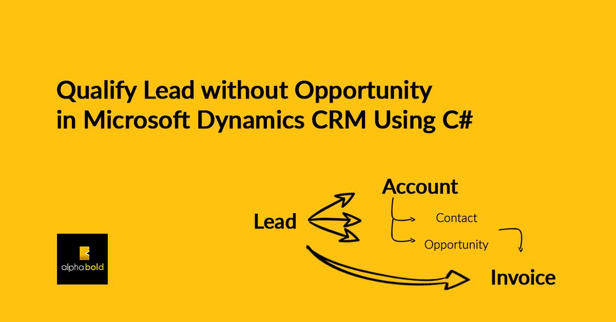 qualify leads in dynamics crm