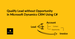 qualify leads in dynamics crm