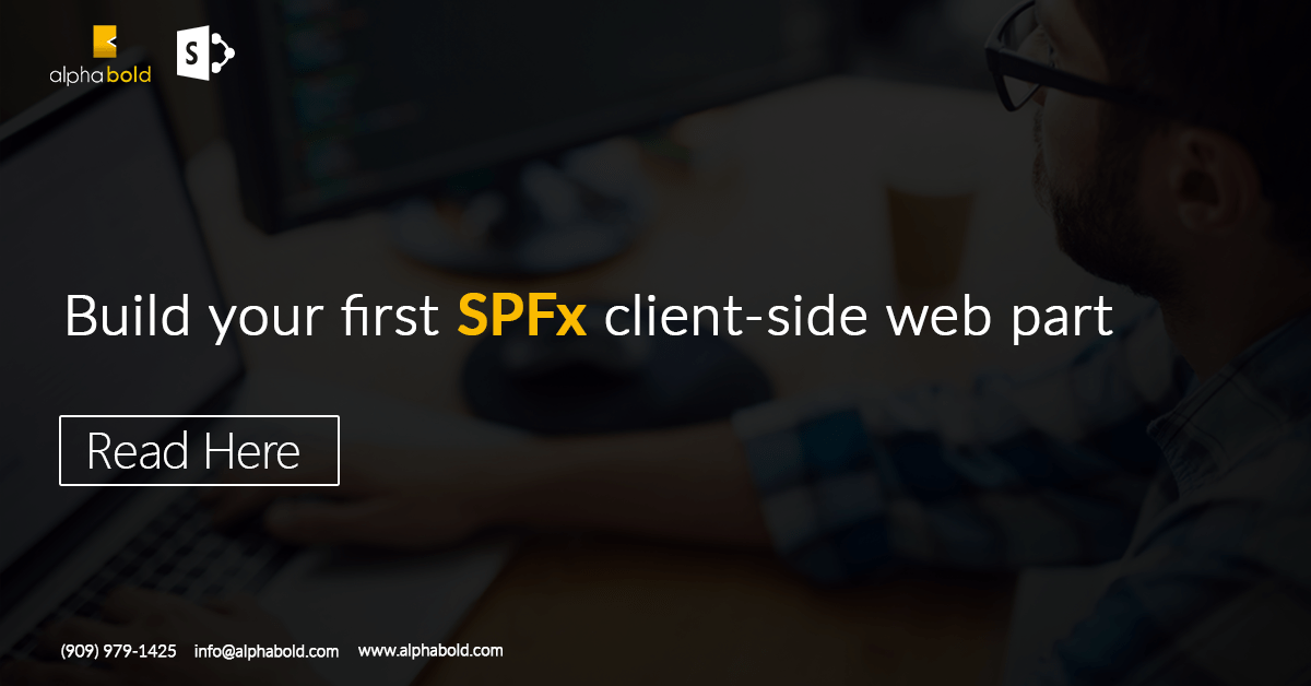 SPFx client-side web part