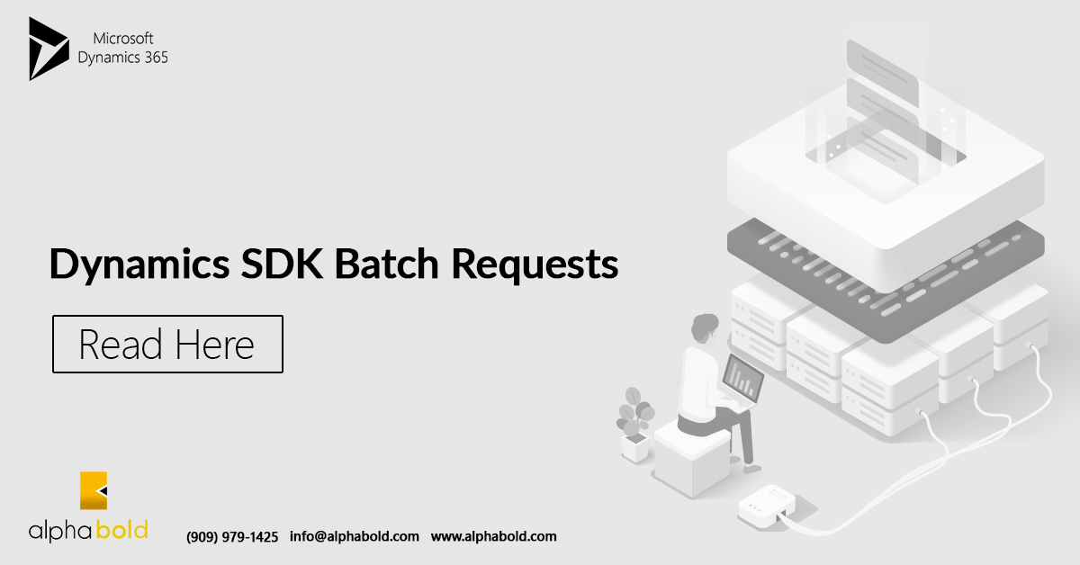 dynamics 365 batch requests