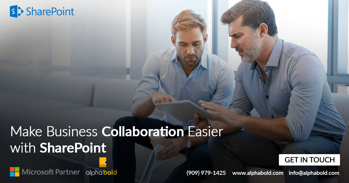 sharepoint business collaboration