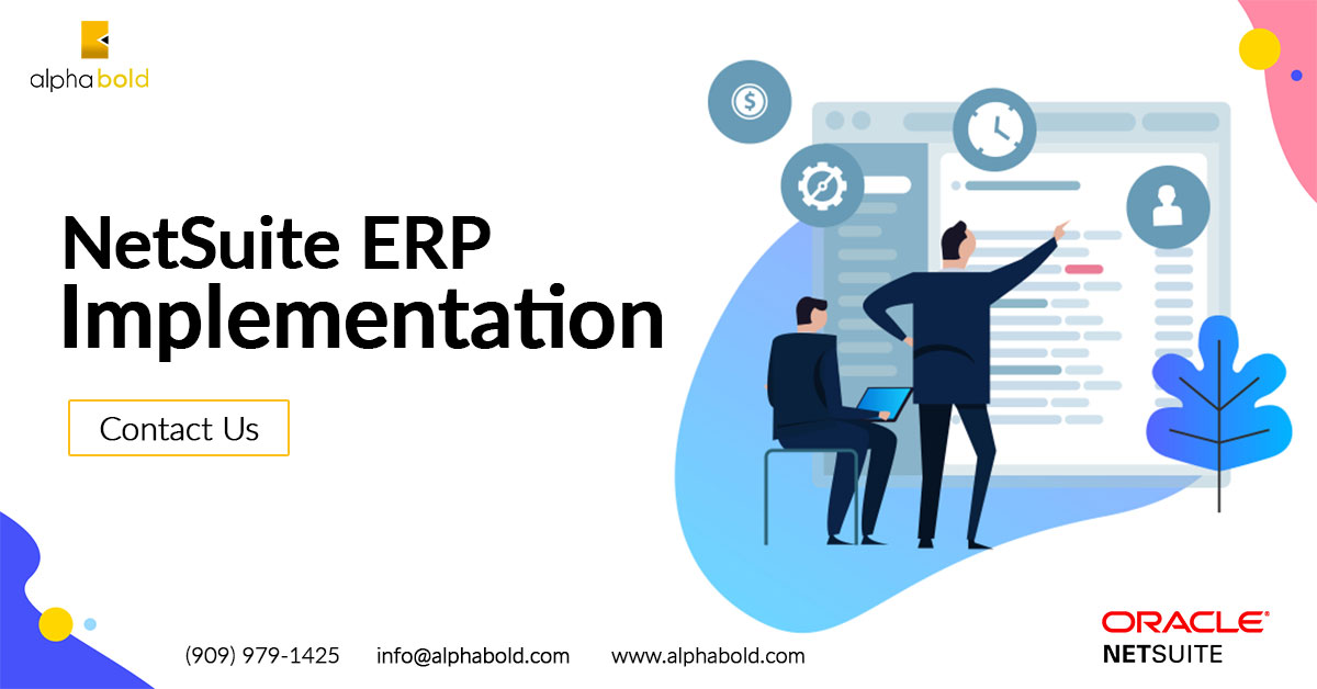 netsuite erp implementation