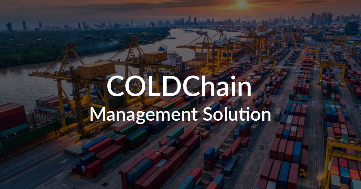 coldchain management iot solution