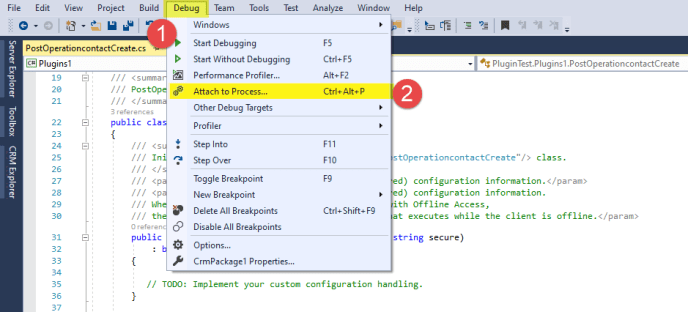 Setting up Visual Studio