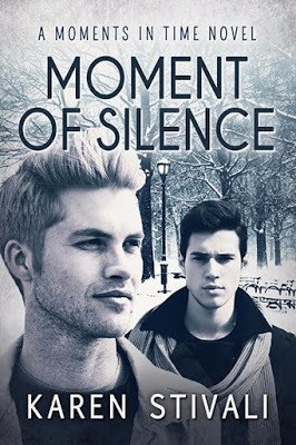 moment of silence book cover