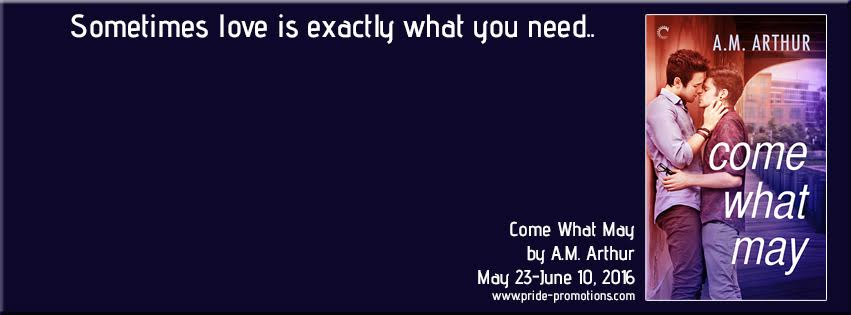 come what may banner
