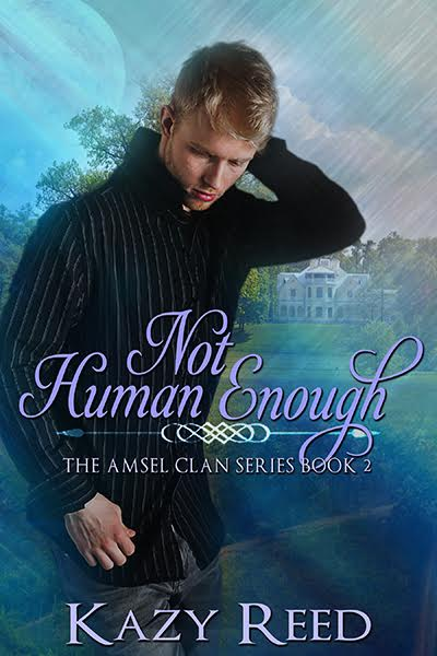 not human enough book cover