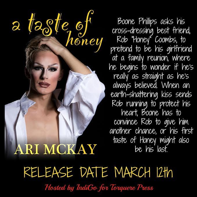 taste of honey teaser