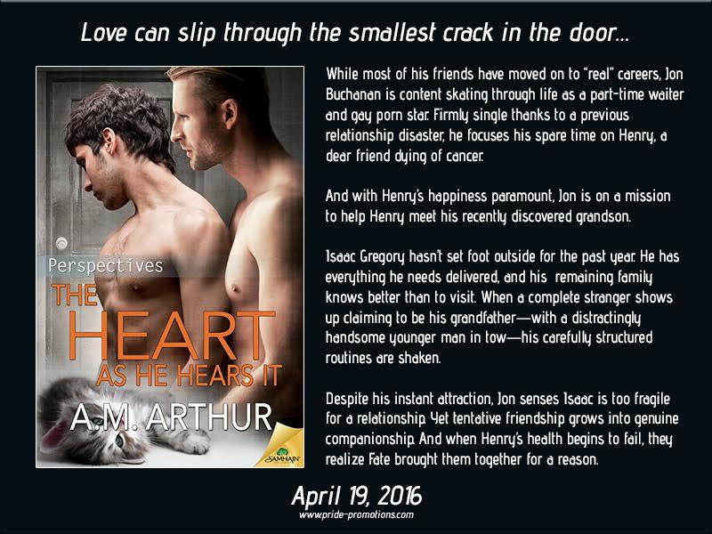 the heart as he hears it teaser