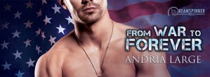 From War to Forever (Andria Large) – Guest Post