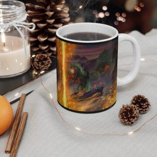 Dragon's Lair Mug