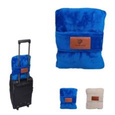 Leeman™ Duo Travel Pillow Blanket (LG300)