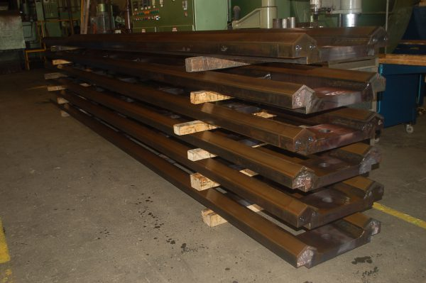 Lathe Bed Rails