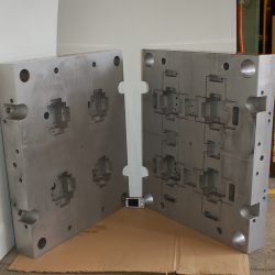 Plastic Mould Dies Nitrided