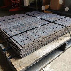 Spring steel bars for truck industry hardened and tempered