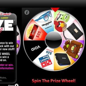 prize-wheel