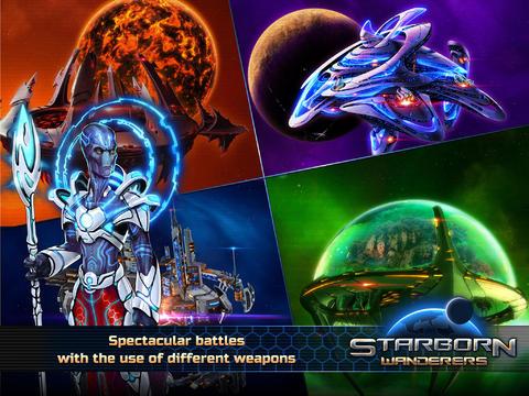 Starborn Wanderers screenshot 2