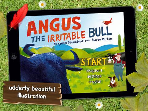 Angus the Irritable Bull
