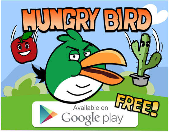 Hungry Bird screenshot