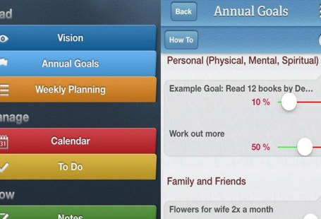 Life Organizer app