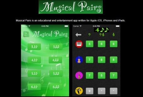 Musical Pairs